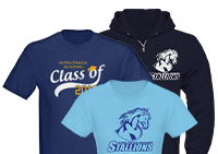 Shop School Gear!