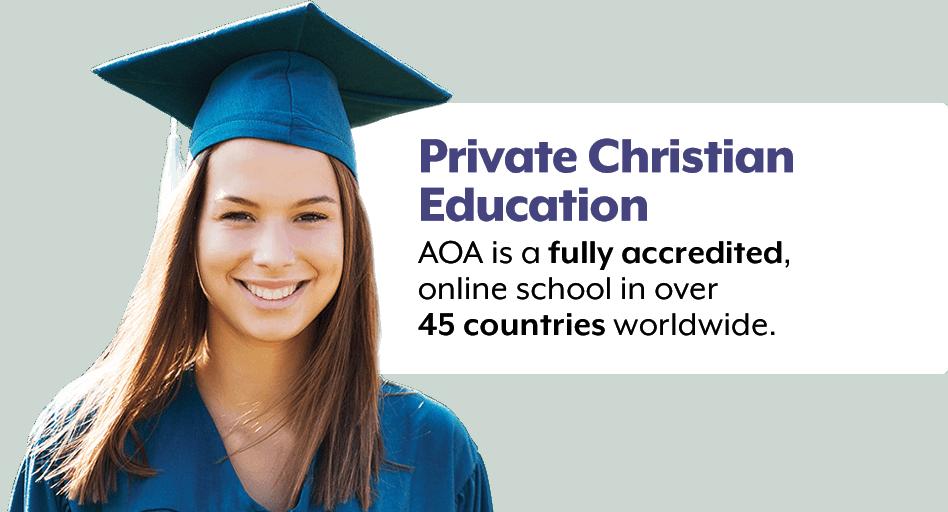 Accredited Christian Online Academy - Alpha Omega Academy