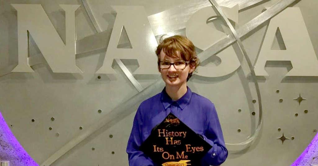 Jerryn Puckett - AOA Graduate Lands Job at NASA